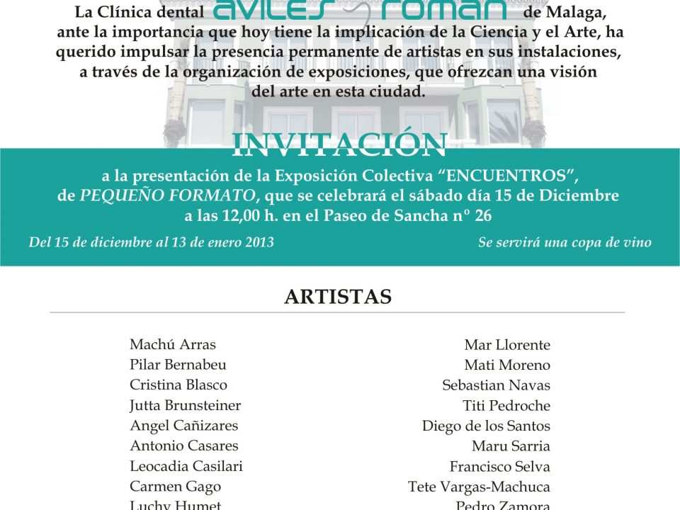 INVITACION Colectiva Clinica Aviles y Roman