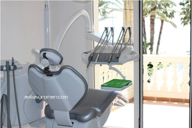 Sillon Dental