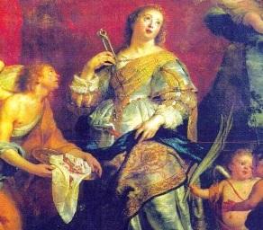 santa apolonia 9 febrero patrona odontologis